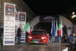 Luca Pedersoli e Anna Tomasi, Citroen C4 WRC
