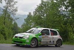Antonio Forato e Ivan Gasparotto, Vimotorsport