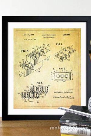Lego Building Brick 1961