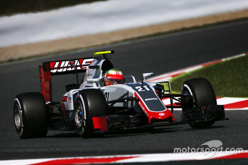 Haas VF-16 (2016)