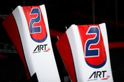 Nosecones of Sergey Sirotkin, ART Grand Prix