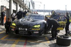 #100 Walkenhorst Motorsport powered by Dunlop, BMW M6 GT3: Victor Bouveng, Christian Krognes, Tom Bl