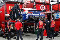 Ersatzauto für Jamie McMurray, Chip Ganassi Racing Chevrolet