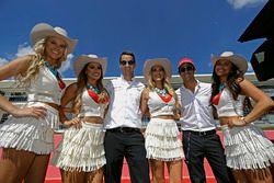 Oliver Jarvis, Lucas di Grassi, Audi Sport Team Joest