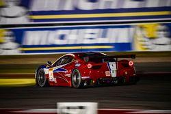 #83 AF Corse, Ferrari 458 Italia: Francois Perrodo, Emmanuel Collard, Rui Aguas