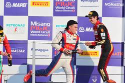 Podium race 4: winner Marcos Siebert, Jenzer Motorsport,