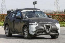Spyshots de l'Alfa Romeo Stelvio
