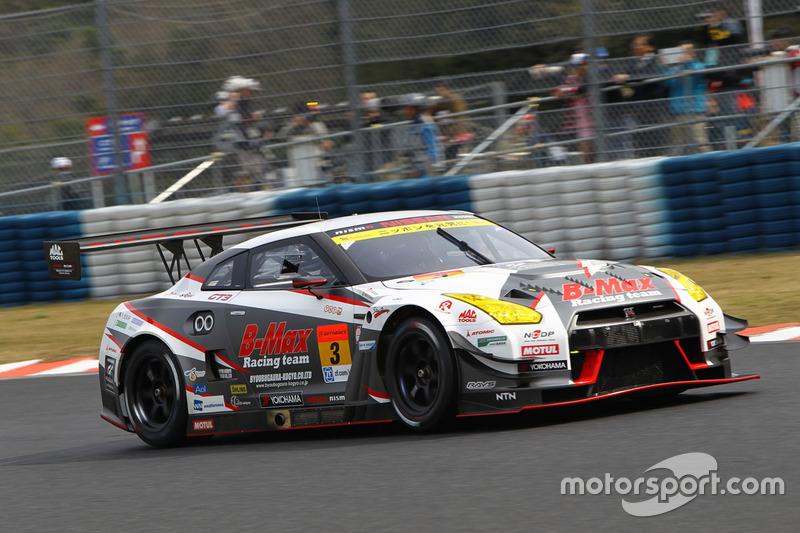 日産GT-R NISMO GT3の開発にも尽力