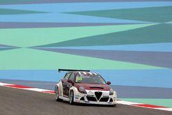 Michela Cerruti, Mulsanne Racing, Alfa Romeo Giulietta TCRs