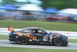 #98 Breathless Racing Ford Mustang: Ernie Francis Jr.