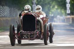 Benz 200HP Blitzen Benz - George Wingard