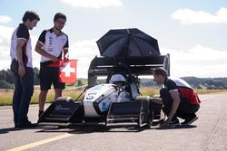 AMZ Racing zet nieuw acceleratierecord