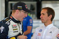 Jari-Matti Latvala, Volkswagen Polo WRC, Volkswagen Motorsport met Fabrice van Ertvelde
