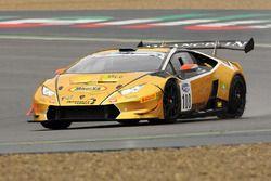 Lamborghini Huracan, S.GTCup #108, D'amico-Lind, Raton Racing