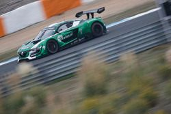 #7 V8 Racing Renault RS01: Nicky Pastorelli, Jelle Beelen