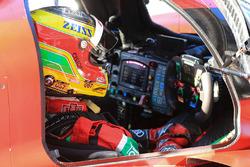 #43 RGR Sport by Morand, Ligier JSP2 - Nissan: Filipe Albuquerque