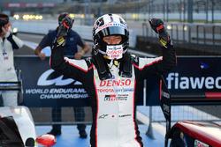 Sieger LMP1: #6 Toyota Racing, Toyota TS050 Hybrid: Stéphane Sarrazin, Mike Conway, Kamui Kobayashi