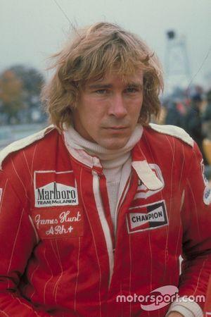 James Hunt, McLaren Ford