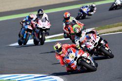 Hector Barbera, Ducati Team, Danilo Petrucci, Pramac Racing