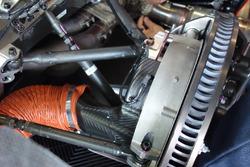 Brake disc detail