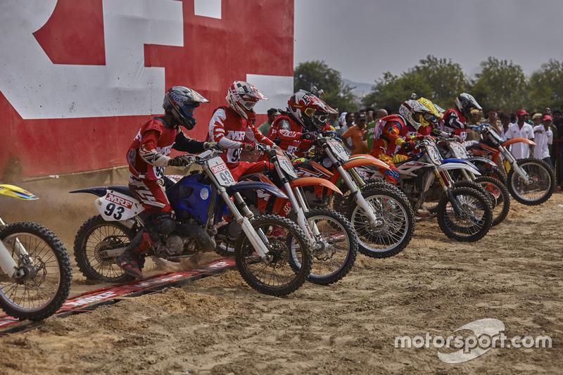 National Supercross: Indore
