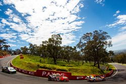 Scott Pye, Tony D'alberto, DJR Team Penske and Garth Tander, Warren Luff, Holden Racing Team