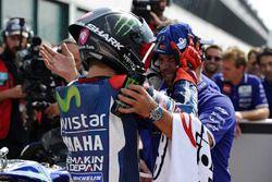 Pole para Jorge Lorenzo, Yamaha Factory Racing