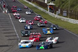 Start FIA Masters Historic Sports Car Championship