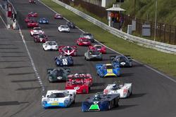 Start FIA Masters Historic Sports Car Championship