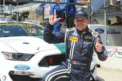 Polesitter #15 Multimatic Motorsports Ford Shelby GT350R-C: Scott Maxwell, Billy Johnson