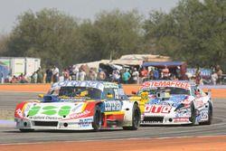 Mathias Nolesi, Nolesi Competicion Ford, Camilo Echevarria, CAR Racing Chevrolet