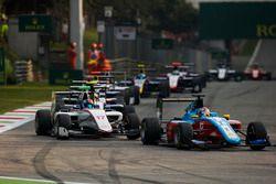 Akash Nandy, Jenzer Motorsport leads Ralph Boschung, Koiranen GP