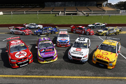 Cars with retro livery