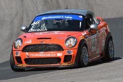 Michel Sallenbach, MINI Cooper S JCW