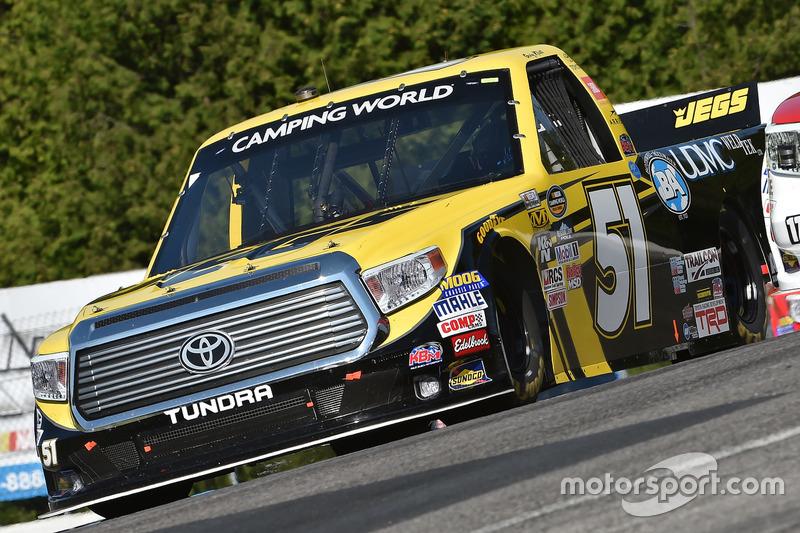 Gary Klutt, Kyle Busch Motorsports Toyota