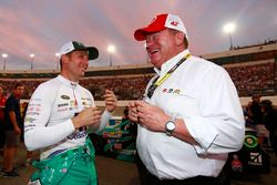 Jamie McMurray, Chip Ganassi Racing Chevrolet with Chip Ganassi