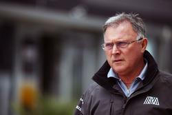 Dave Ryan, Directeur de la Compétition Manor Racing
