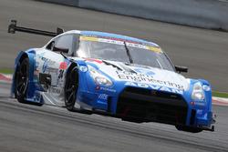 #24 Kondo Racing, Nissan GT-R Nismo GT3: Daiki Sasaki, Masataka Yanagida