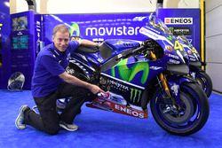 Valentino Rossi, Movistar Yamaha MotoGP livery for the Malaysian GP