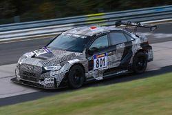 Audi RS 3 LMS #801 (Phoenix Racing), Jordi Gené/Kelvin van der Linde