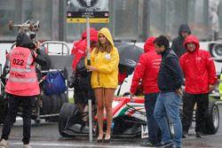 Griglia di partenza: Lance Stroll, Prema Powerteam, Dallara F312 - Mercedes-Benz