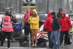 Starting grid, Lance Stroll, Prema Powerteam, Dallara F312 - Mercedes-Benz
