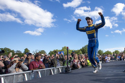 Podium: Nicolas Prost, Renault e.Dams