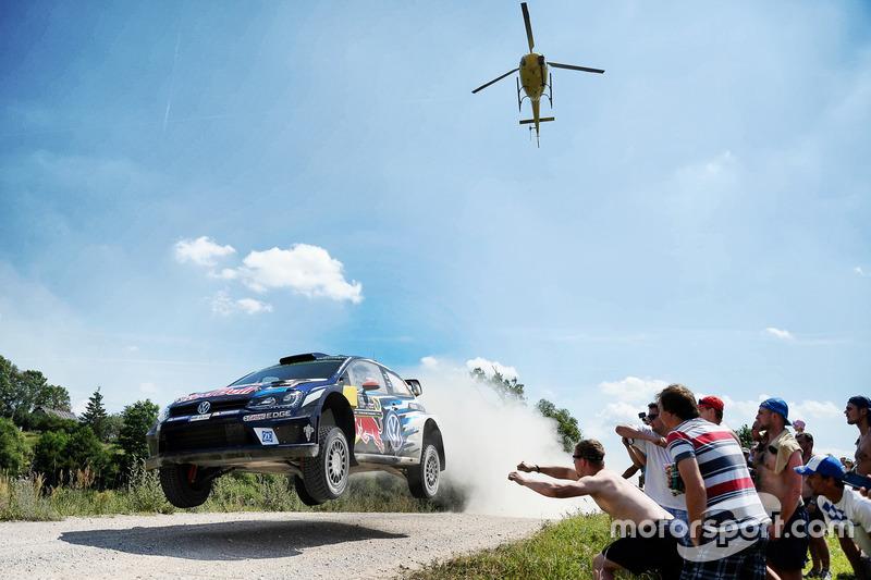 Jari-Matti Latvala, Miikka Anttila, Volkswagen Polo WRC