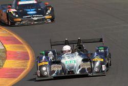 #88 Starworks Motorsport ORECA FLM09: Mark Kvamme, Richard Bradley, Remo Ruscitti
