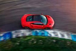 Presentación Honda NXS con Fernando Alonso