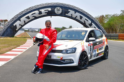 Vicky Chandhok, Volkswagen Polo R2