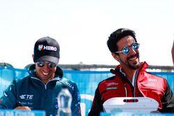 Antonio Felix da Costa, Andretti Formula E Team, avec Lucas di Grassi, Audi Sport ABT Schaeffler
