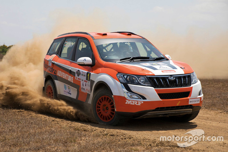 Indian National Rally Championship, Rally of Coimbatore