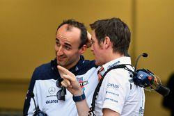 Robert Kubica, Williams i Rob Smedley, Szef ds. Osiągów w zespole Williams
